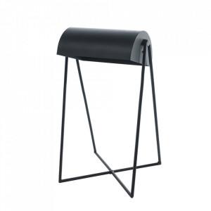 Lampa birou neagra din fier 43 cm Noon Serax