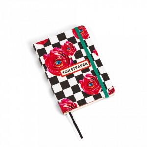 Agenda 10,5 x 15cm Roses Toiletpaper Seletti