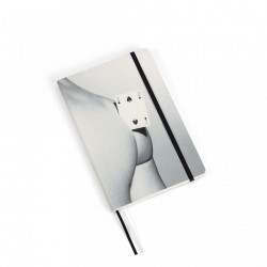 Agenda 14 x 21cm Two of Spades Toiletpaper Seletti