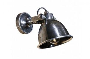 Aplica argintie din alama 13x12x15 cm Maxim Versmissen