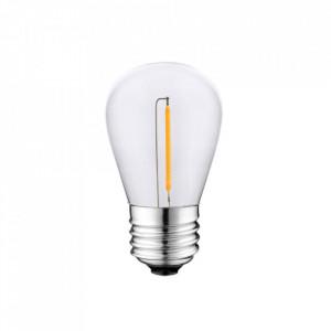 Bec cu filament LED E27 0,5W Holle Milagro Lighting