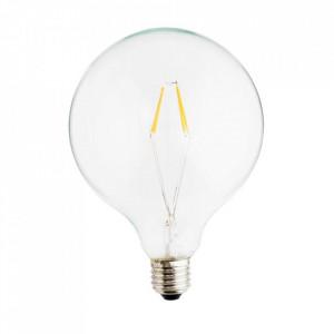 Bec din sticla si fier LED E27 4W Tahini Madam Stoltz
