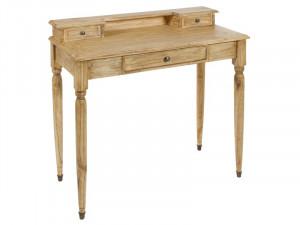 Birou din lemn mindi 90 cm Ios Santiago Pons