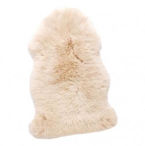 Blana naturala alba 94x61 cm Sheep Hubsch