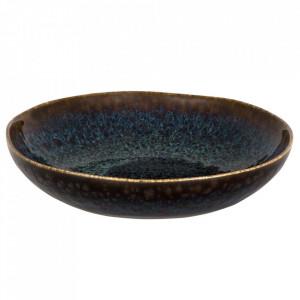 Bol albastru din ceramica 400 ml Eccentric Palmer