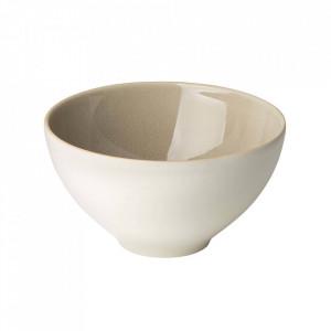 Bol gri din ceramica 570 ml Aurora Palmer