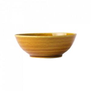 Bol maro din portelan 14 cm Kyoto HK Living