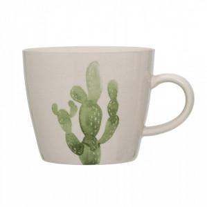 Cana din ceramica 300 ml Cactus Bloomingville