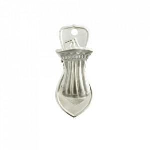 Clips argintiu din fier Voko Madam Stoltz