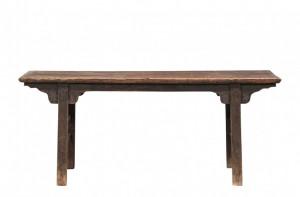 Consola din lemn 190x62cm Shanxi Versmissen