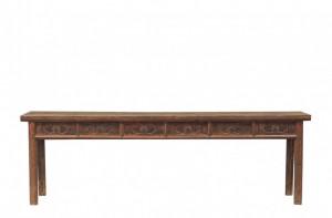 Consola din lemn 275x50cm Shanxi XL Versmissen