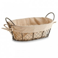 Cos maro din metal si in Breadbasket Countrystyle Wire Big Zeller