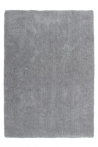 Covor argintiu din poliester Velvet Lalee (diverse dimensiuni)