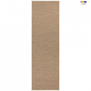 Covor bej din polipropilena pentru exterior Nature Beige Terra Sisal BT Carpet (diverse dimensiuni)