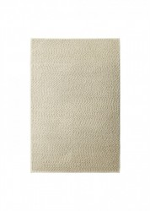 Covor dreptunghiular gri deschis din lana si bumbac 200x300 cm Gravel Menu