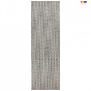 Covor gri din polipropilena pentru exterior Nature Grey Sisal BT Carpet (diverse dimensiuni)