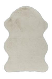 Covor ivoriu din poliester Cosy Lalee (diverse dimensiuni)