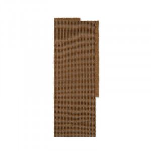 Covor maro din poliester 70x180 cm Way Ferm Living