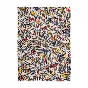 Covor multicolor din bumbac Gallery Street Graph Louis de Poortere (diverse dimensiuni)