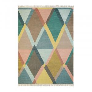 Covor multicolor din lana Kashba Jewel Brink & Campman (diverse dimensiuni)