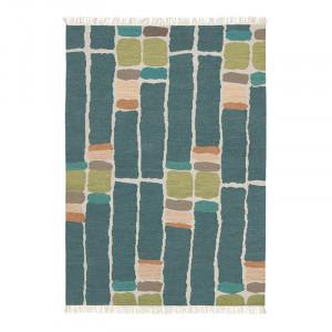 Covor multicolor din lana Kashba Stack Alec Brink & Campman (diverse dimensiuni)