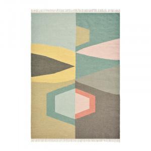 Covor multicolor din lana Kashba Tipi Brink & Campman (diverse dimensiuni)