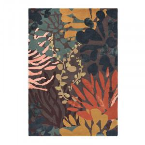 Covor multicolor din lana si viscoza Estella Submarin Brink & Campman (diverse dimensiuni)