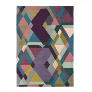Covor multicolor din lana TB Mosaic-Lig-Pu Brink & Campman (diverse dimensiuni)