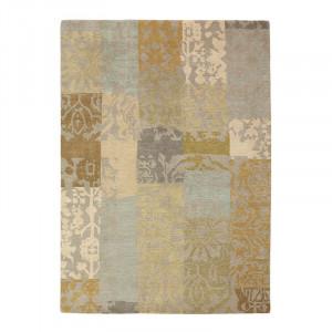 Covor multicolor din lana Yara Patchwork Brink & Campman (diverse dimensiuni)