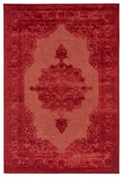 Covor rosu Shine Willow Mint Rugs