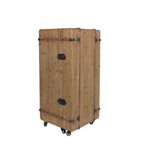 Cufar din lemn pentru vinuri 109 cm Lico Dutchbone