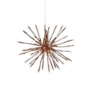 Decoratiune luminoasa suspendabila aramie din metal si plastic Hydra Large Markslojd