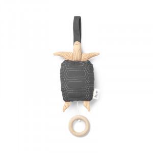 Decoratiune muzicala suspendabila din bumbac Turtle Ferm Living
