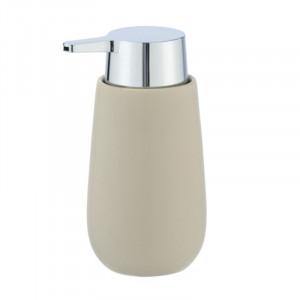 Dispenser crem/argintiu din ceramica 320 ml Sammi Wenko
