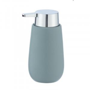 Dispenser sapun lichid albastru din ceramica 320 ml Sammi Wenko