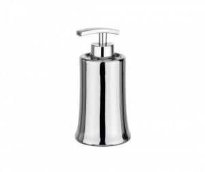 Dispenser sapun lichid gri din ceramica 200 ml Slope Wenko