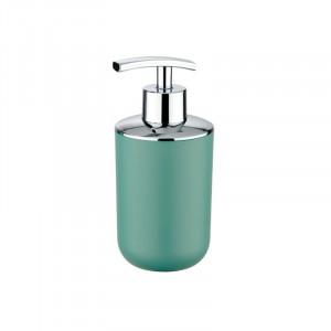 Dispenser verde/argintiu din elastomer termoplastic 320 ml Nabu Wenko