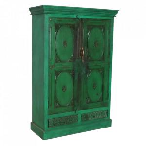 Dulapior verde din lemn Pashu Raw Materials