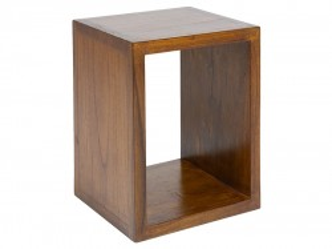 Etajera din lemn mindi 42 cm Cube A Santiago Pons
