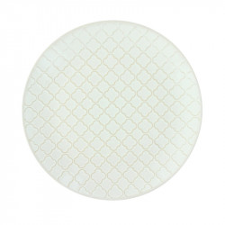 Farfurie intinsa din ceramica 25 cm Ivy Cloud LifeStyle Home Collection