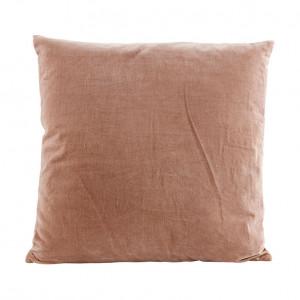 Fata de perna din bumbac roz 50x50 cm Velv House Doctor