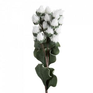 Floare artificiala din polietilena si fier 89 cm Mikra Ixia