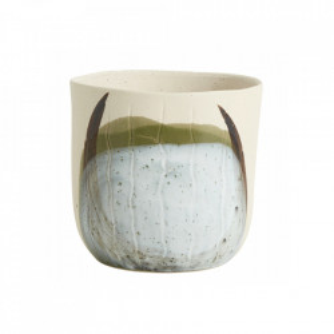 Ghiveci crem din ceramica 16,5 cm Replot Nordal