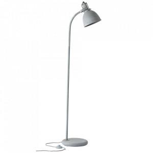 Lampadar gri din metal 156 cm Jesper Brilliant