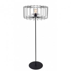 Lampadar negru din metal 163 cm Ramos Aldex