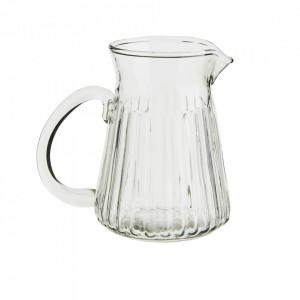 Latiera transparenta din sticla 7,5x10,5 cm Gillian Madam Stoltz