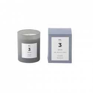 Lumanare parfumata din sticla 10 cm Santal Fig Illume x Bloomingville