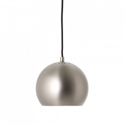 Lustra din metal Ball Metallic Brushed Satin Frandsen Lighting