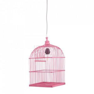 Lustra roz din bambus Birdy Kids Depot