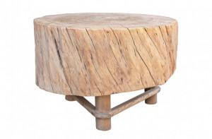 Masa cafea din lemn 112x103cm Butcher's Block XL Versmissen